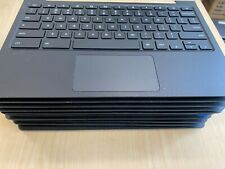 Lot of (10) Used Dell Chromebook 11 CB1C13 Keyboard w/Touchpad [C-Side] - Gray