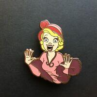 Charlotte Lottie La Bouff Flapper Princess & the Frog LE 75 FANTASY Disney Pin 0