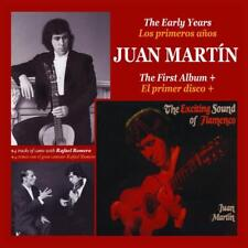 Martin Juan - Early Years The NEW CD
