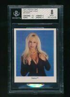 2001 Cardinal WWE WWF Debra BGS 8