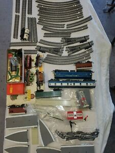 Used hornby train sets