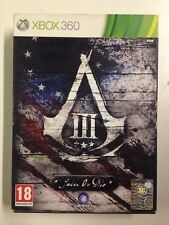 "Assassin's Creed III ""Join or die"" Collector Edition Ita per Xbox 360"