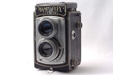 @ Ship in 24 Hrs! @ Rare from 1948! @ Mamiyaflex Junior Medium Format TLR Camera