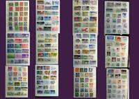 Just A Great US Stamp Collection All The Stamps Are Different, Free Shipping