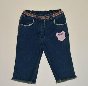 "Baby Mädchen Hose Jeans 3 Monate 62 NEU  ""Texas"""