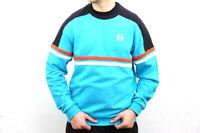 Sergio Tacchini Sweatshirt - Frank Sweater - Bluebird/Black