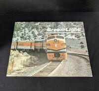 Rio Grande Western Railroad Green Light Employee Magazine Special Issue Thistle