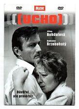 Ucho (The Ear) DVD 1970 Psychological Drama Forbidden Czechoslovak Movie