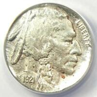 1921-S Buffalo Nickel 5C Coin - ANACS XF40 Details (EF40) - Rare Date in EF!