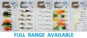 Dragon Tackle Trout Flies / Fly Fishing / Full Range