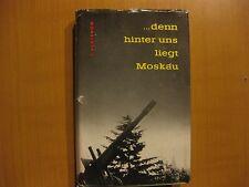 ...denn hinter uns liegt Moskau, Tachawi Achtanow, Roman, 1960