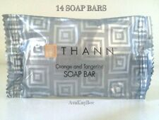 THANN 14 Orange & Tangerine Rice Bran SOAP Bar 1oz/30g ea (14 oz Total) REDUCED