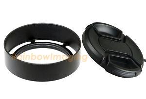 """40.5mm Metal Vented Screw-in Hood for Standard Lens """"US seller"""""""