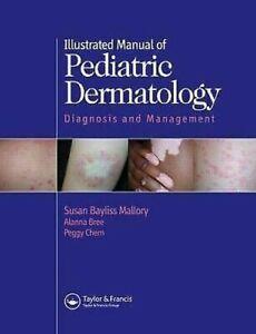 Manuel De Pédiatrique Dermatologie Couverture Rigide Susan Bayliss Mallory