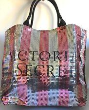 Victoria's Secret Limited Edition Large Tote Bag & Travel Set Getaway