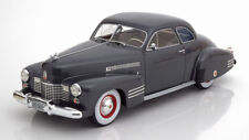 1941 Cadillac Series 62 Club Coupe Dark Gray by BoS Models LE of 504 1/18 New!