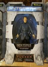 Star Trek Enterprise Broken Bow Trip Tucker by Art Asylum US Exclusive Figure