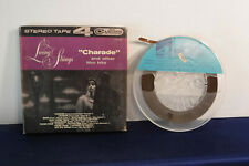 Living Strings, Charade And Other Film, RCA Camden CTR 799, 4 track 7.5 IPS Reel