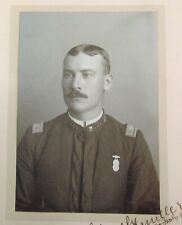 SOLDIER - Spanish American War - PHOTOGRAPH - PORTRAIT - listing # 43