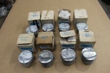 SET OF 8 NOS GM 1970 CHEVY 454 LS6 PISTONS & PINS #3976013 70 CHEVELLE EL CAMINO