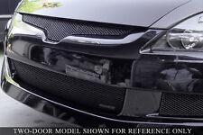 Grille-MX Lower Insert GRILLCRAFT HON1133B fits 03-05 Honda Accord