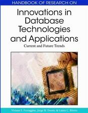 Handbook of Research on Innovations in Database Technologies and Applications...