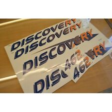 BAILEY Discovery (SERIES 3) Caravan Stickers Decals Graphics - SET OF
