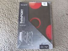 Brand New Targus SafePort Case Rugged for iPad mini (Red) THD04703US