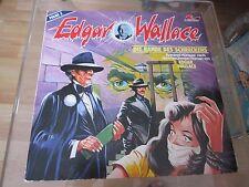 LP - Edgar Wallace - Die Bande des Schreckens