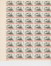 US Scott 1197 - 4c - MNH -Louisiana 1812-1962 - Sheet of 50