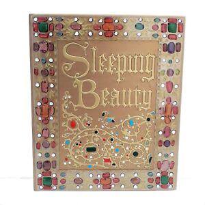 Disney Store Journal Sleeping Beauty Replica A4 please Read Flaws