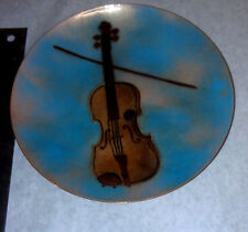 Tanglewood 50 Year Commemorative Plate 1987 Bovano of Cheshire 289/300 rare item