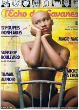L'ECHO DES SAVANES NOUVELLE SERIE N° 29 1985 TRES BON ETAT