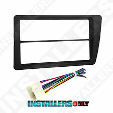 HONDA CIVIC CAR STEREO DOUBLE/D/2-DIN RADIO INSTALL DASH KIT W/ WIRES 95-7899