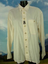 Herren-Trachtenhemden 43-44