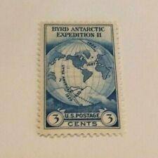 Vintage Byrd antarctic expedition II 3 Cent Stamp