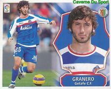 GRANERO ESPANA GETAFE.CF STICKER LIGA ESTE 2009 PANINI