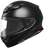 Shoei RF-1400 Solid Color Helmet Gloss Black Medium