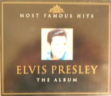 ELVIS PRESLEY the Album Most Famous Hits 2 CD 32 Tracks