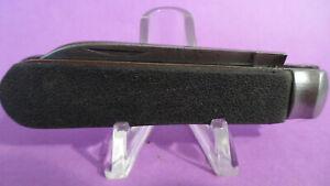 Joseph Rodgers vintage pocket knife rare rubber scales great snap strange