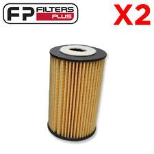 2 x WCO115 Wesfil Oil Filter - Hyundai i30, i40, Kia Rondo - R2695P, 263203C30A