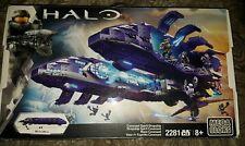Mega Bloks Halo Covenant Spirit Dropship Building Set 2200 Pieces