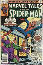 Marvel Comics Marvel Tales Vol 2 (1964 Series) # 114 FN/VF