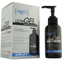 High T Ultra Gel - Enhance Performance, Muscle Defining, Endurance - 4 oz bottle