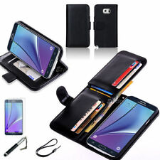 Unbranded/Generic Mobile Phone Wallet Cases for Samsung Galaxy Note5 with Strap