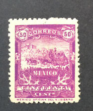 MEXICO  265  Very  Nice  Mint  Light  Hinged  Issue  OD a432