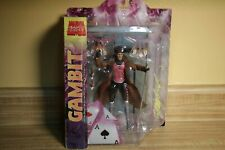 Marvel Select Gambit - SIGNED -  7in Action Figure Movie Diamond Toys X-men