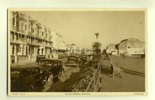 tp6645 - Sussex - Cars along The Pier Approach, Worthing - Postcard - Tuck's