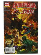 Spider-Man Red Sonja #4 Michael Turner Cover Marvel Comics Mike Oeming 2007