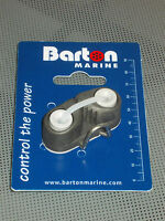 BARTON MINI K CAM CLEAT with front fairlead suits up to 10mm dia - FREE POST